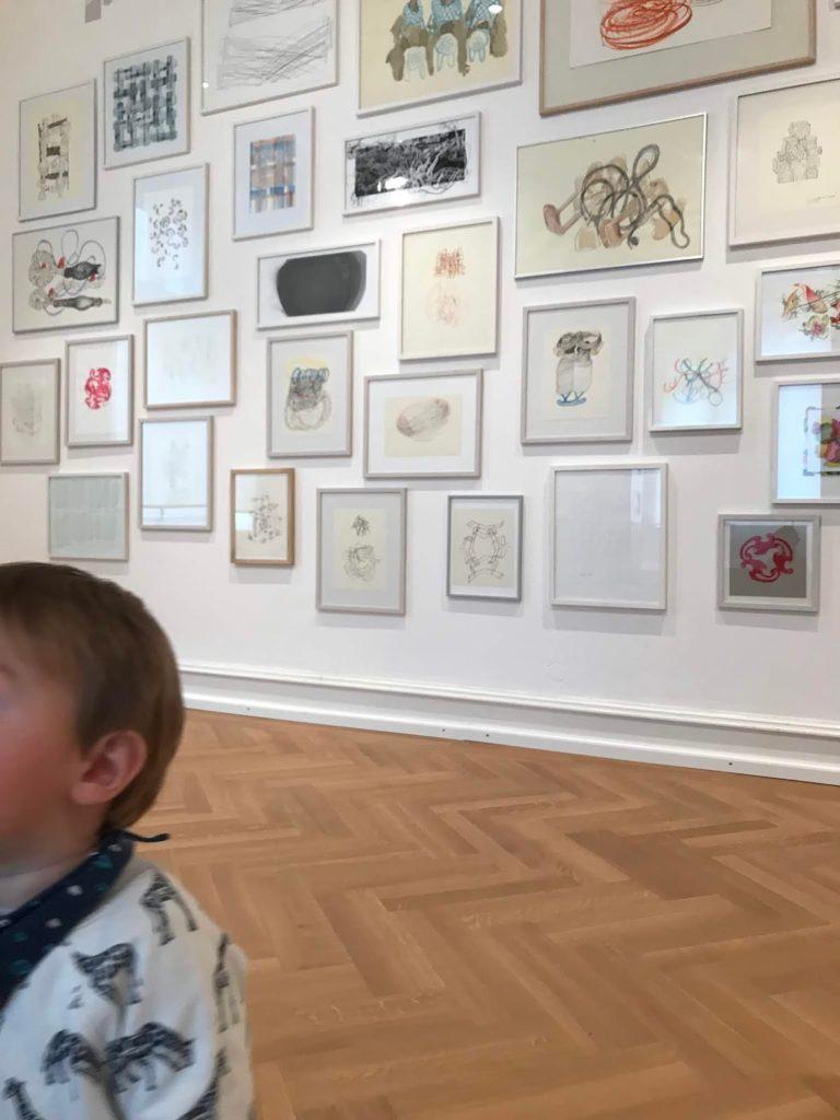 Kinder Kunst Ausstellung Museum Mit Baby ins Museum Villa Zanders Jules kleines Freudenhaus