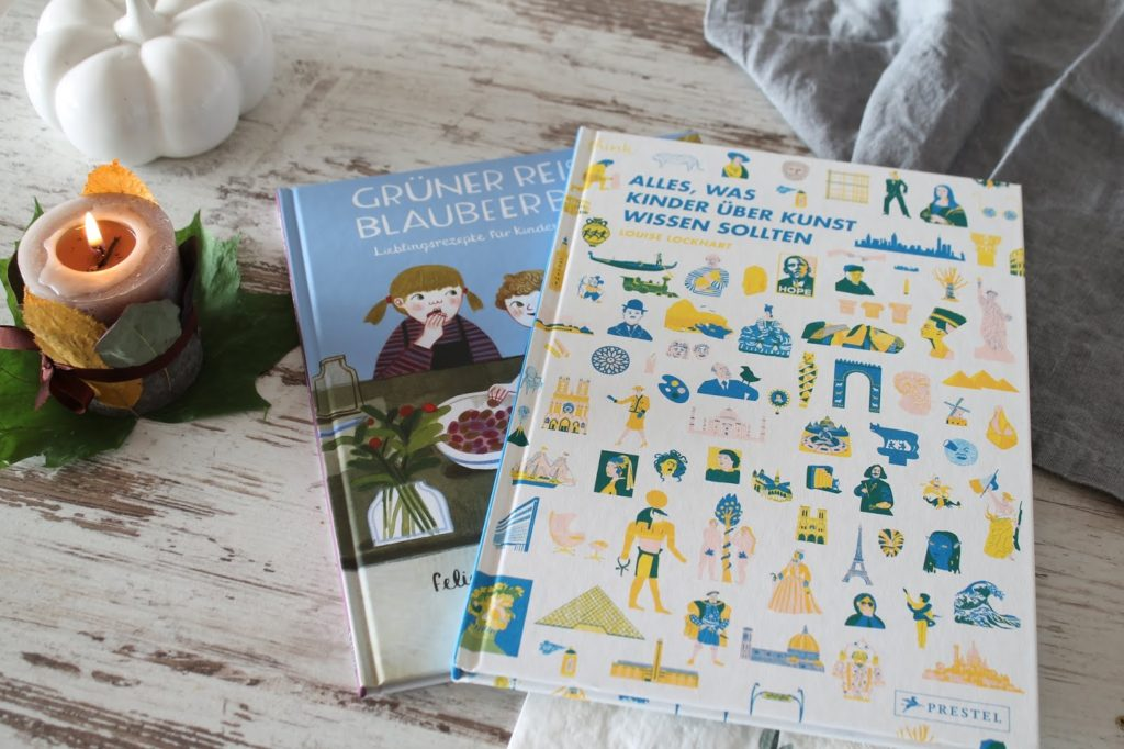 Buchtipp Alles, was Kinder ueber Kunst wissen sollten Herbst Jules kleines Freudenhaus