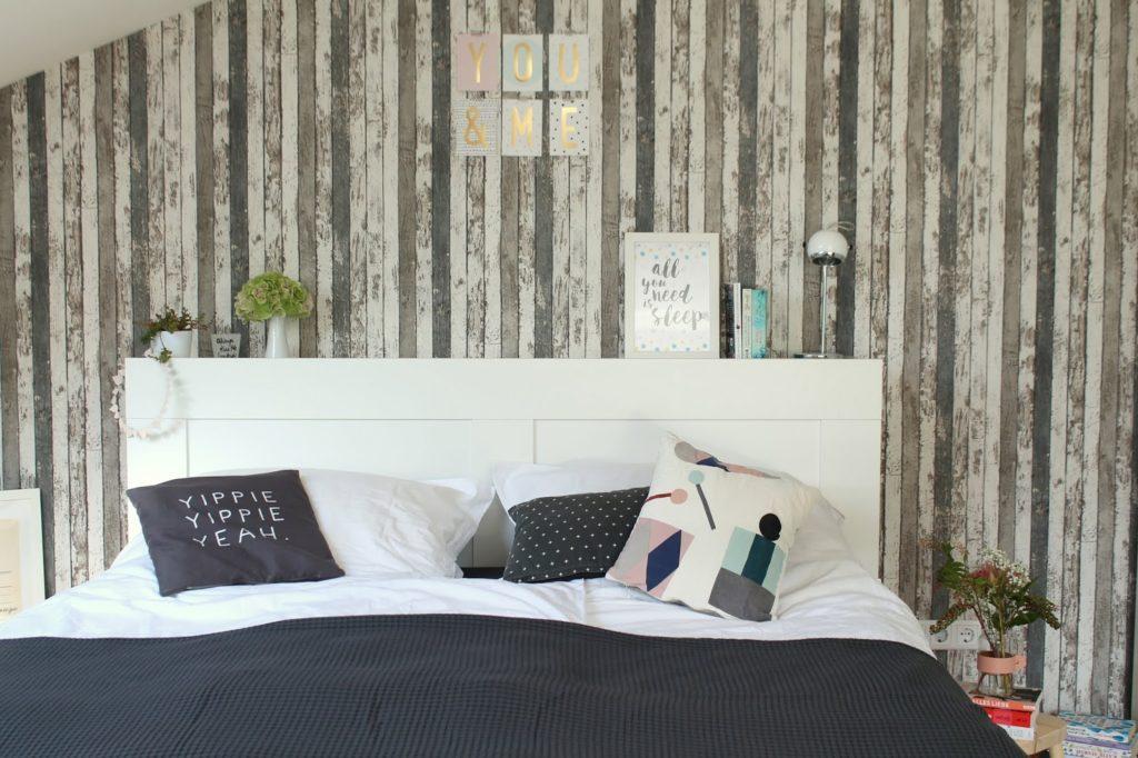 Schlafzimmer Makeover eue Matratze im Test Jules kleines Freudenhaus