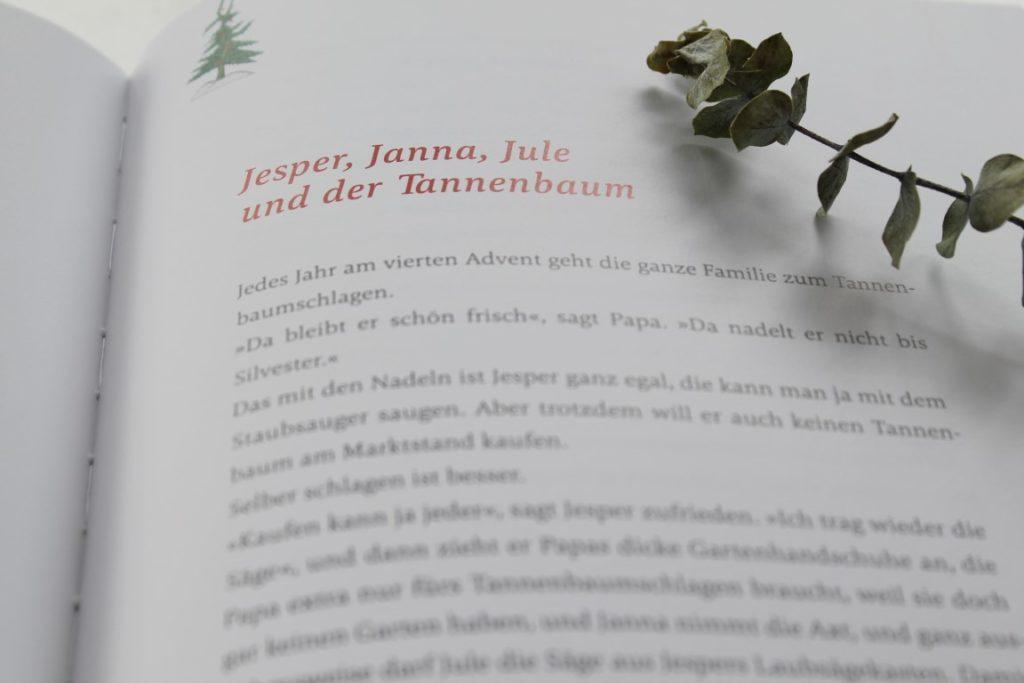 Kirten Boie Weihnachtsgeschichten