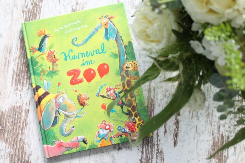 KArneval im Zoo Kinderbuch