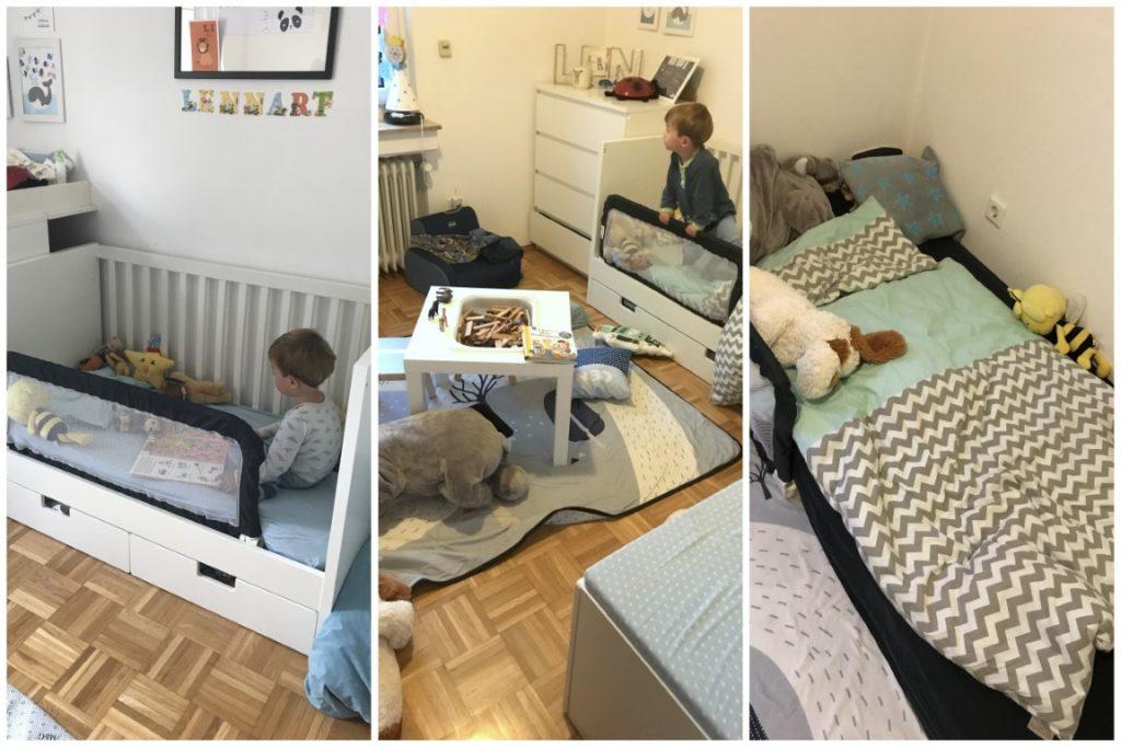 Babyzimmer vorher