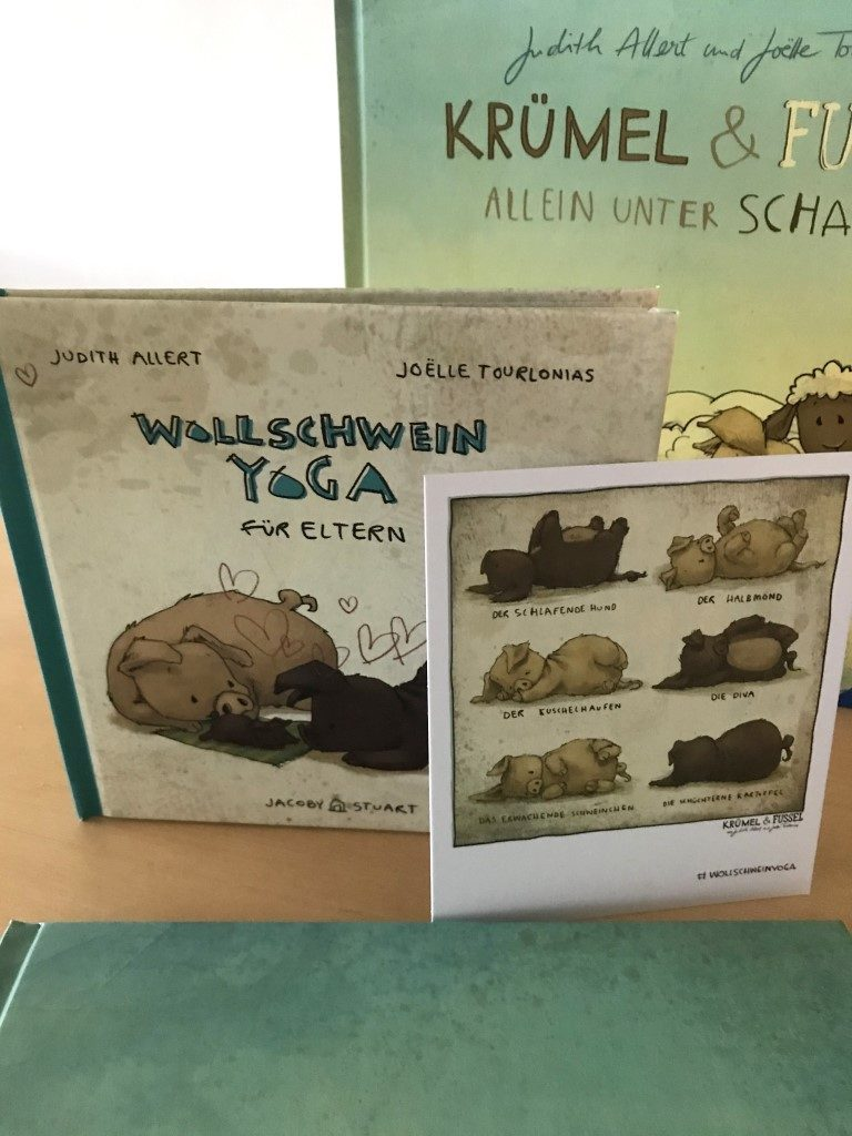 Wollschweinyoga Buchtipp