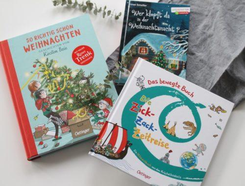 Weihnachtsbuecher Oetinger Verlag