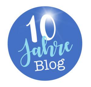 10 Jahre Blogjubilaeum