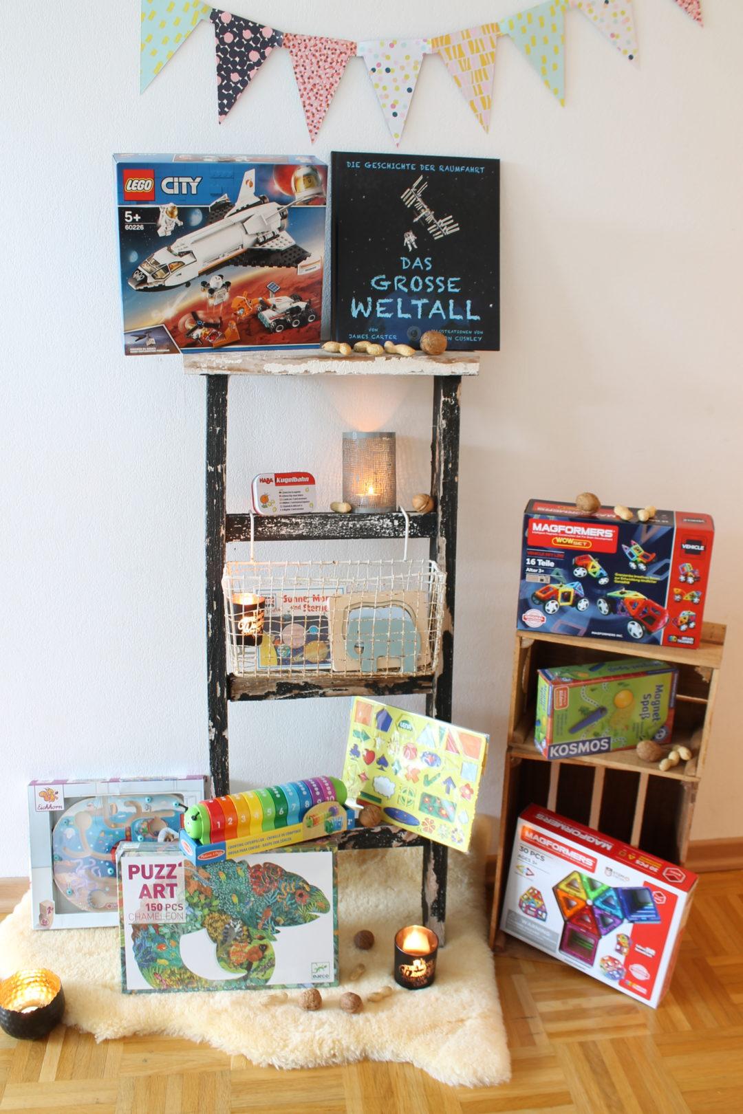 MINT Spielzeug Geschenkideen für Kinder