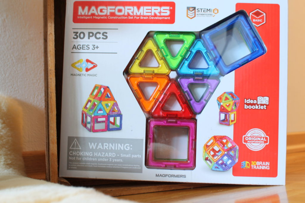 Magformers MINT Spielzeug