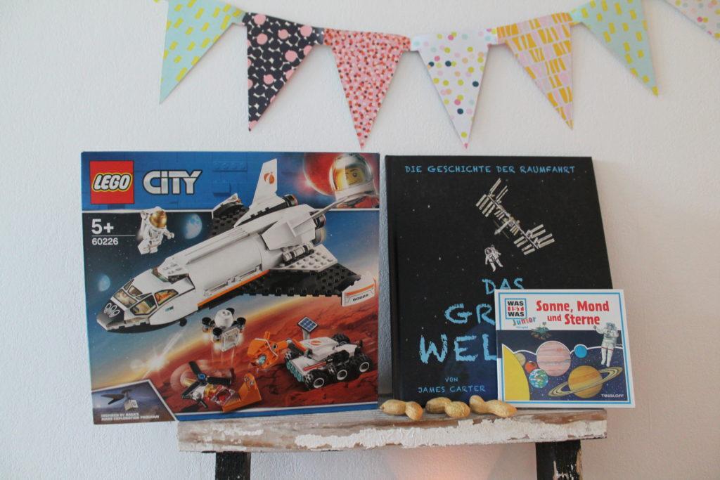 Weltraum MINT Spielzeug