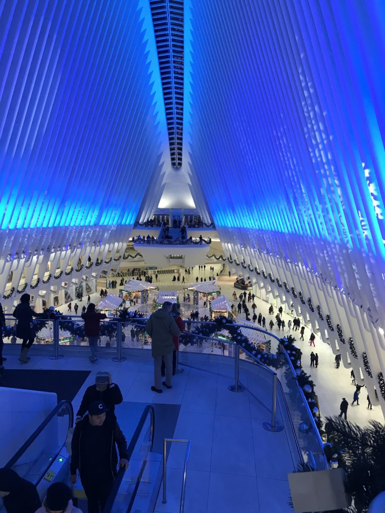 Oculus NYC