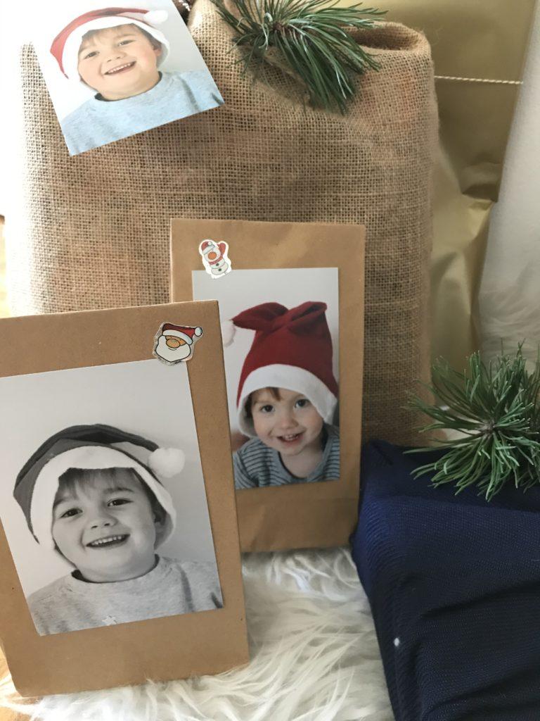 Geschenkanhänger Fotos