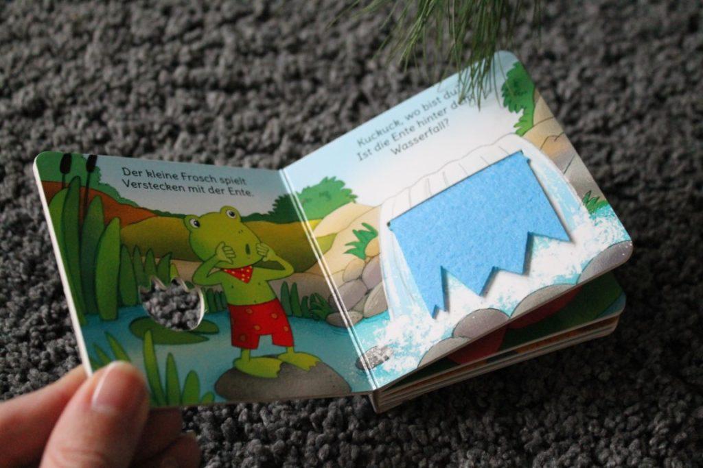 Fühlbuch Minifanten