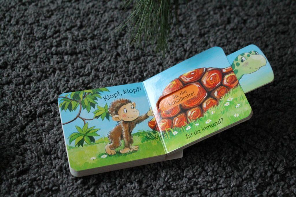 Schiebebuch TIere