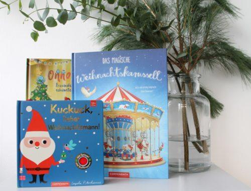 Buchtipps Weihnachtbücher Coppenrath Verlag