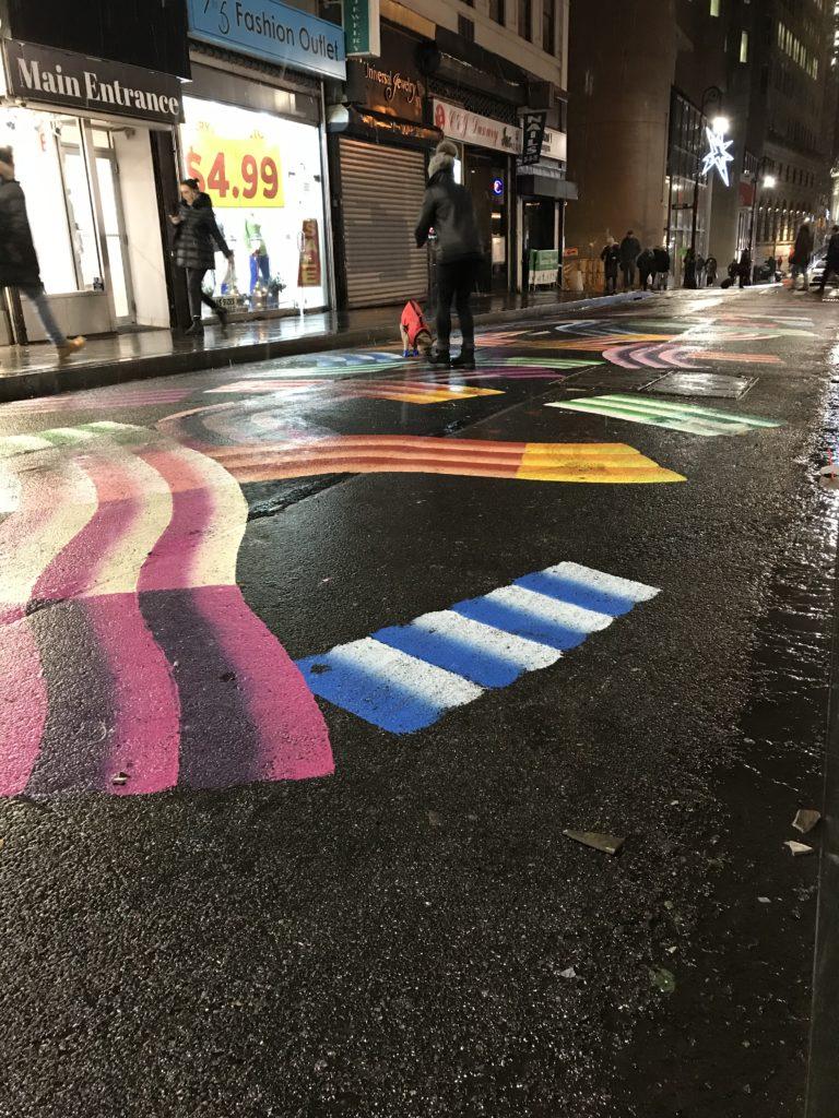 Fulton Streetart New York