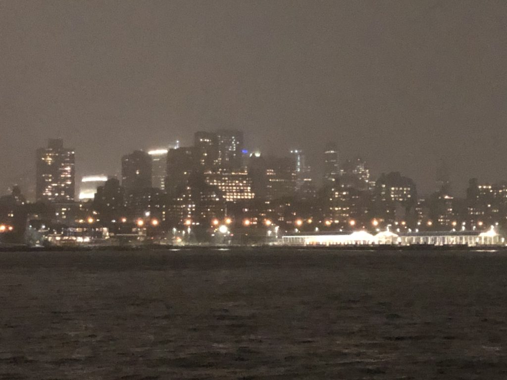 Seaport Pier 17 to Brooklyn New York