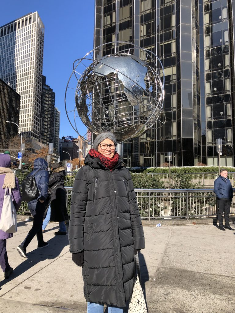 Columbus Circle New York