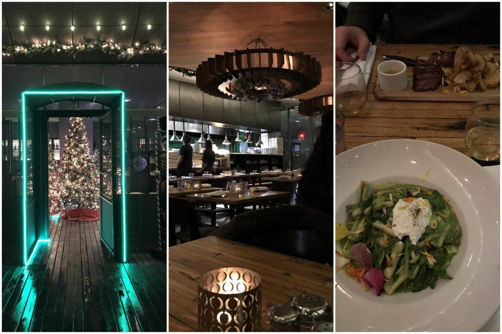 Industry Kitchen New York Restaurant