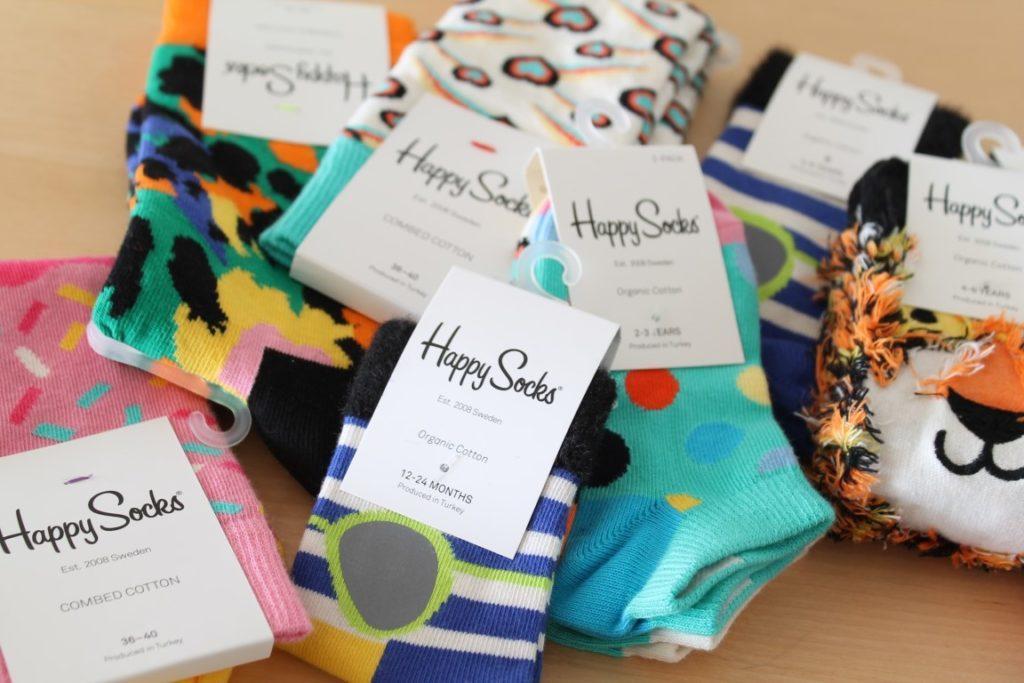 Happy Socks Kids SS20 Styles Tiere