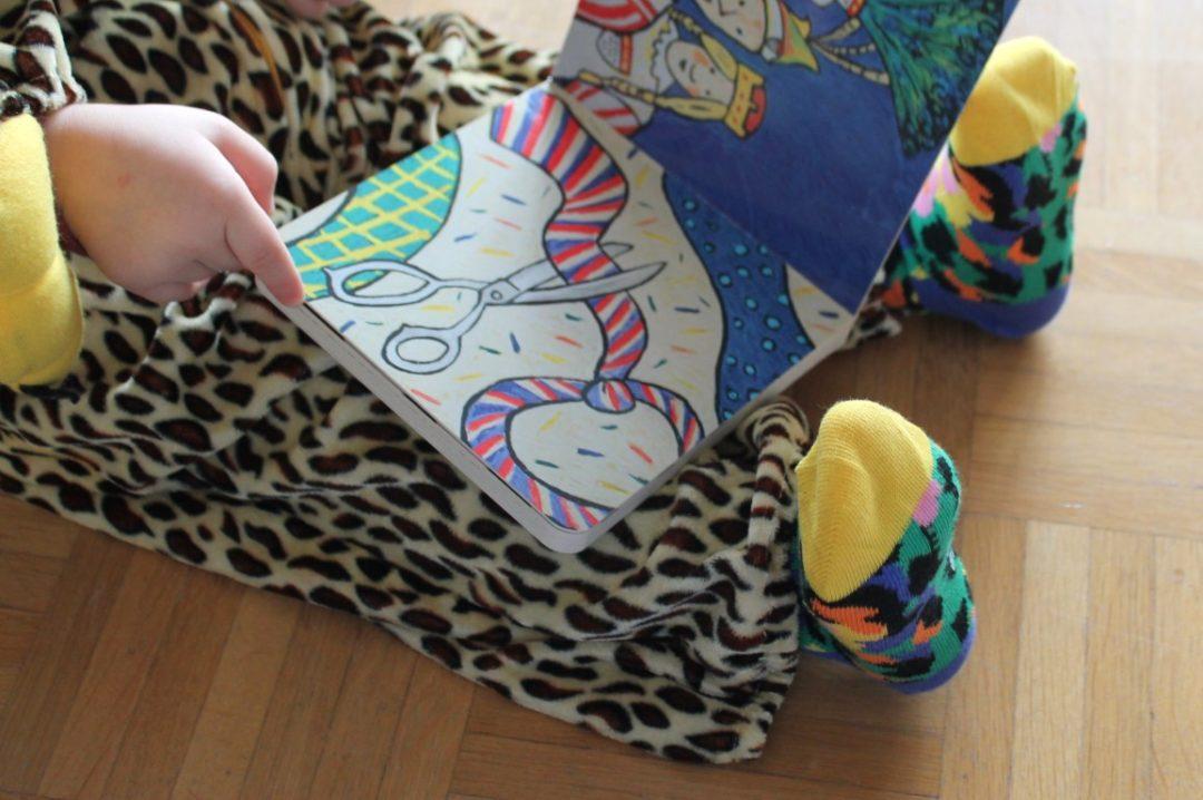 Happy Socks Leopard Karneval