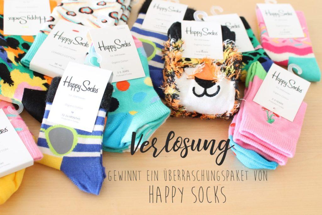 Verlosung Happy Socks