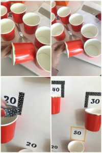 Basketball Pong DIY