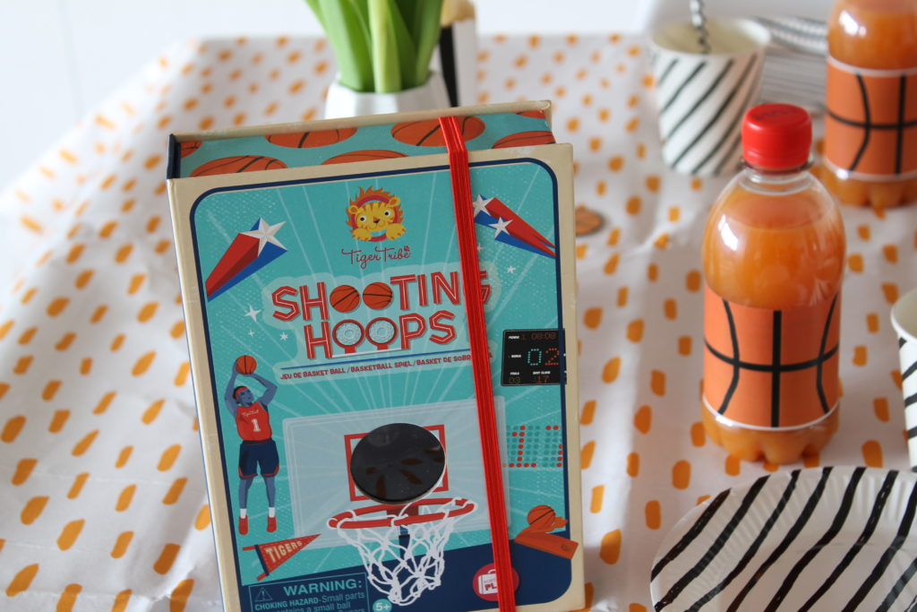 Basketball Shooting Hoops