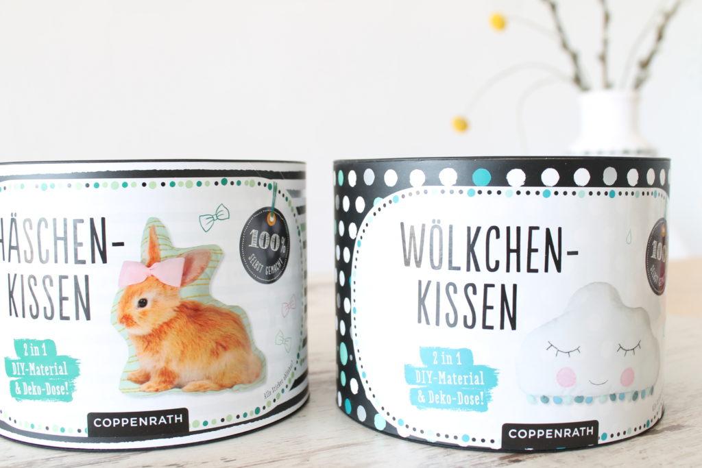 DIY Kissen Ostern