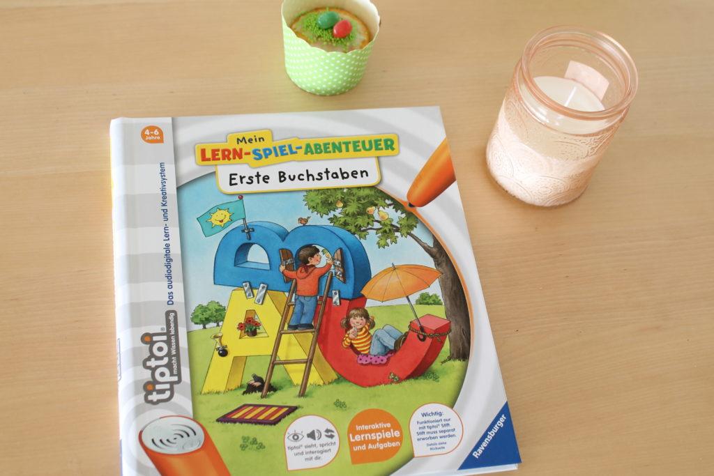 Ravensburger erste Buchstaben tiptoi Lernbuch