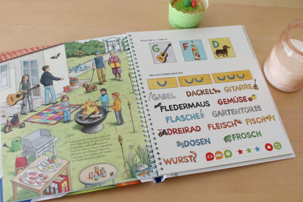 Ravensburger erste Buchstaben tiptoi Lernbuch2
