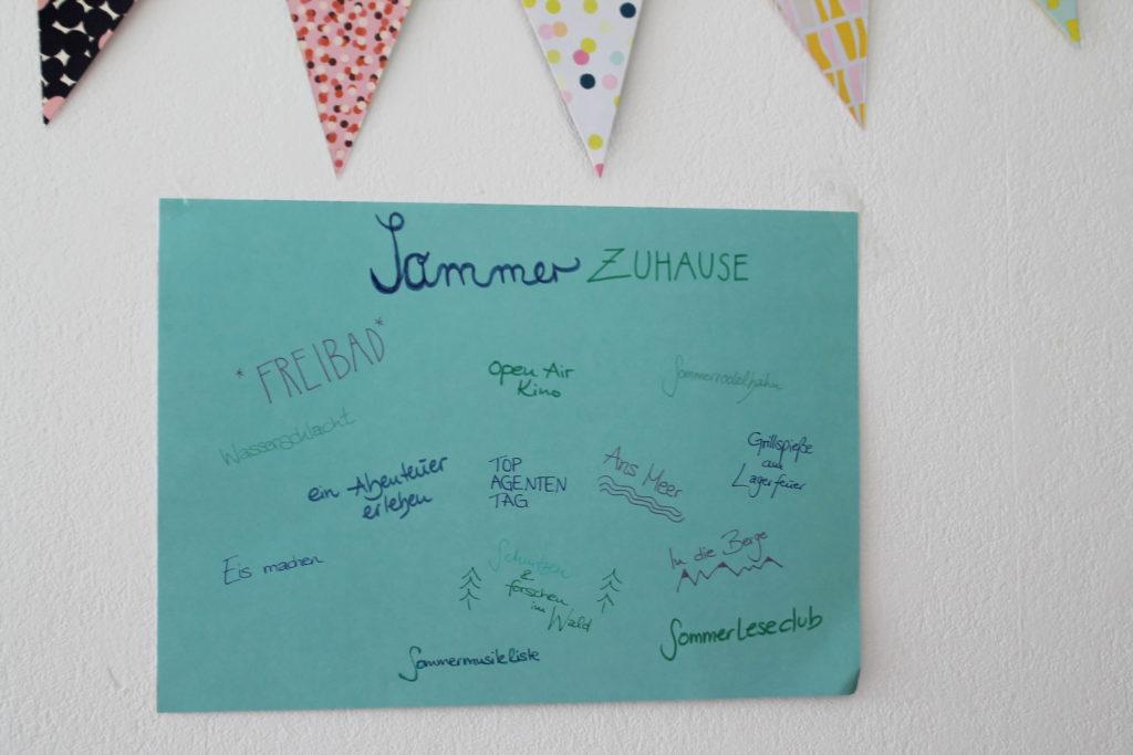 Sommerferienliste 2020