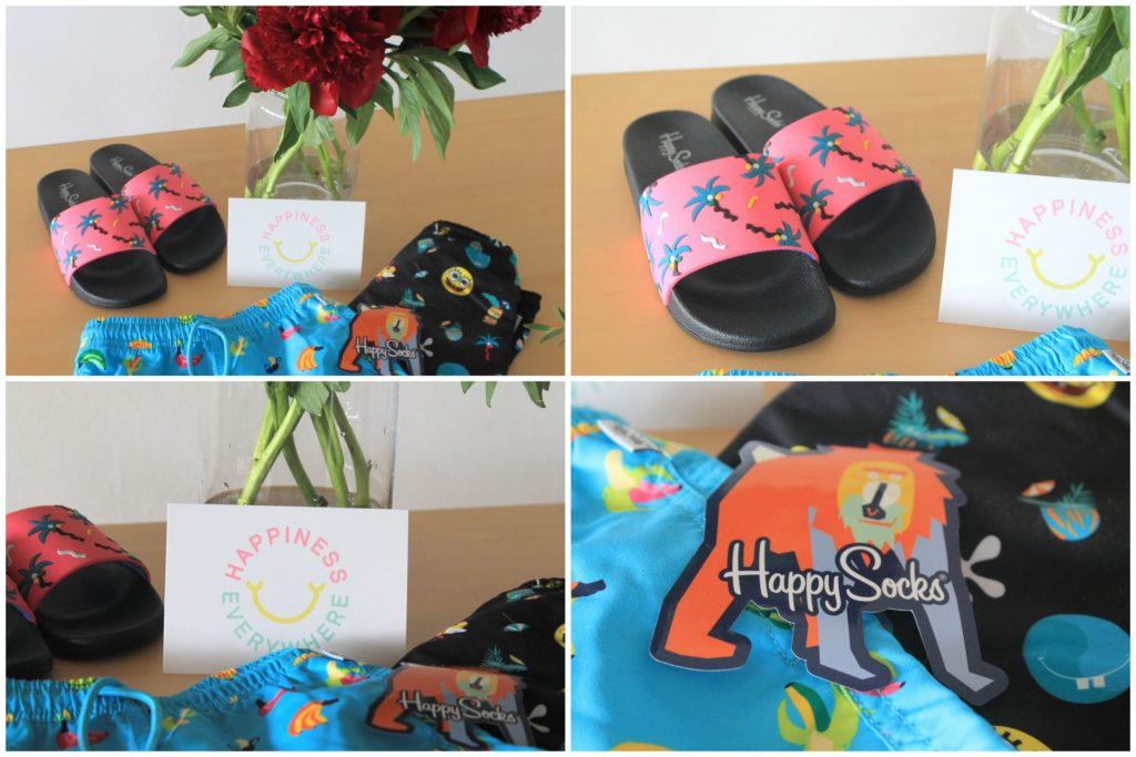 Bademode Happy Socks Swimwear