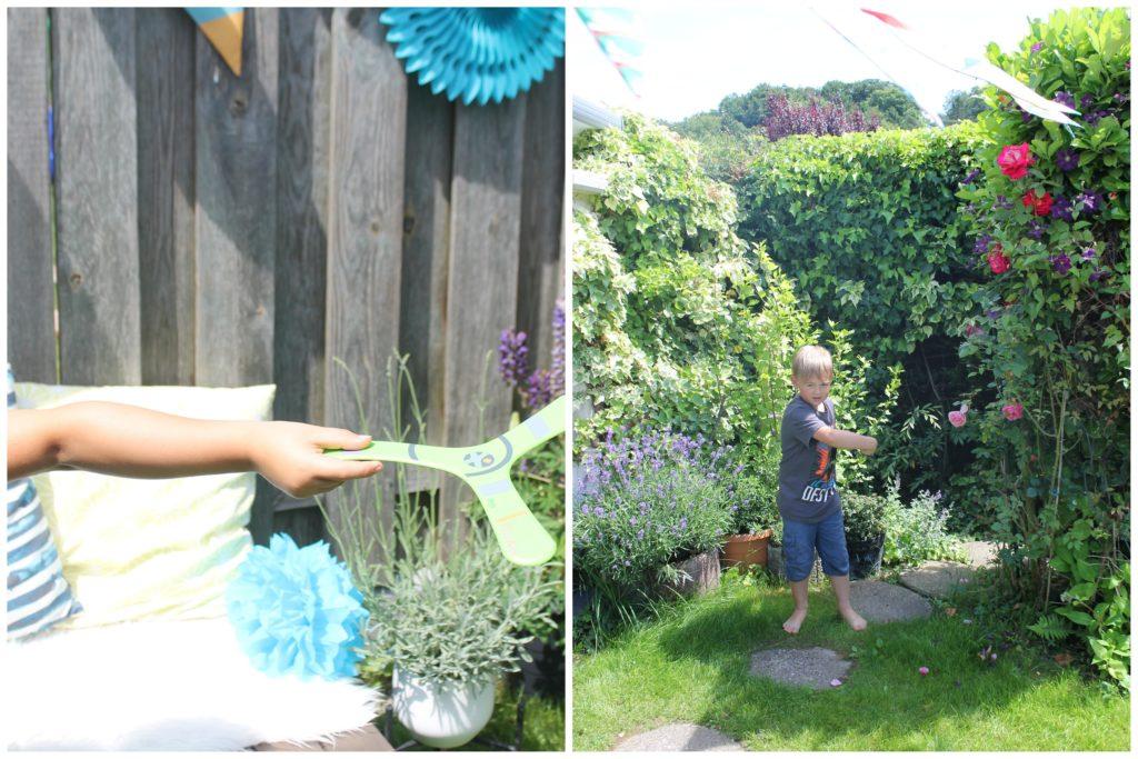 Bumerang Garten Haba