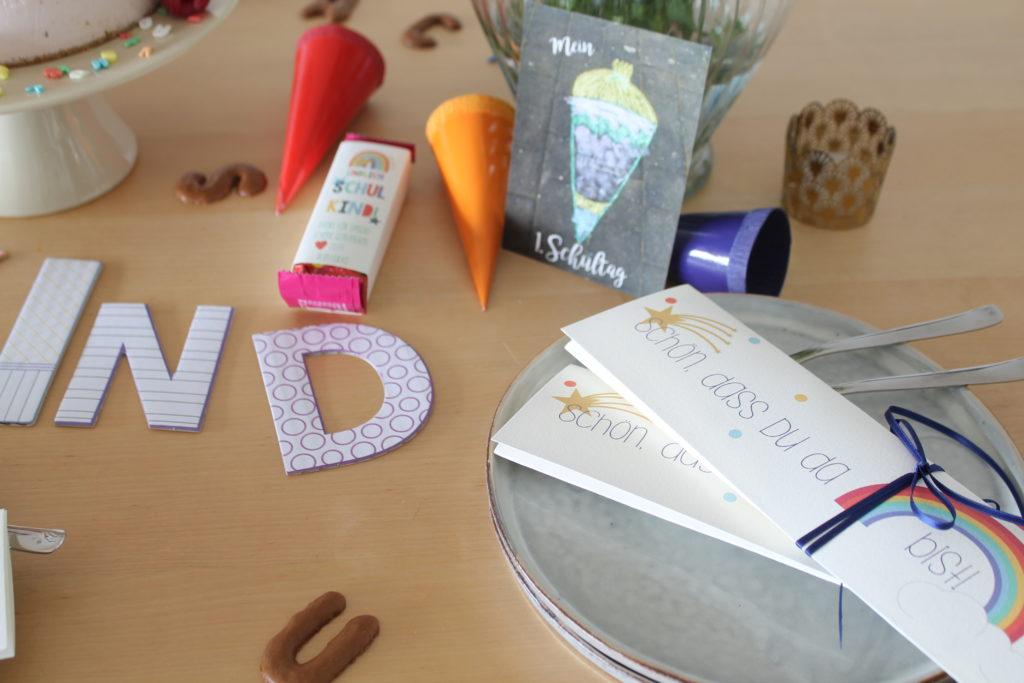 Torte Einschulung 1.Schultag Deko