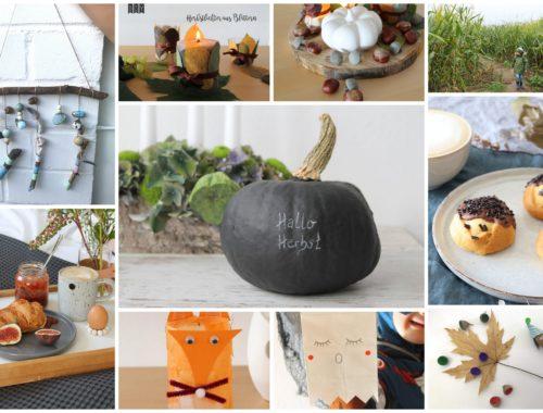 10 tolle Herbst Ideen