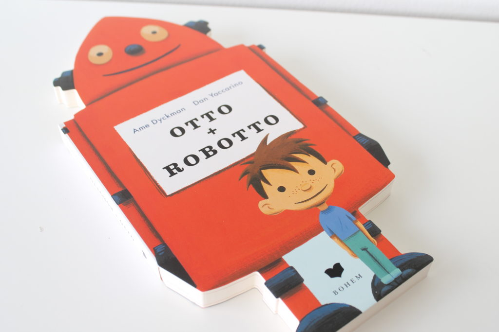 Otto und Roboto Buchtipp