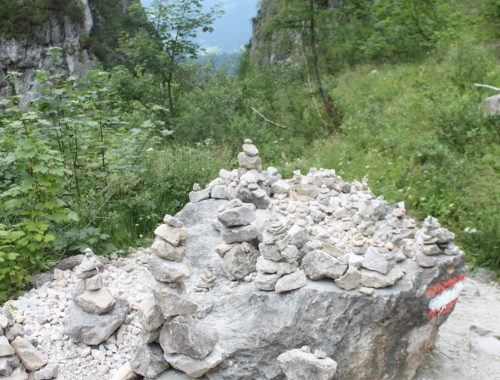 Steinturm Silberkarklamm_Ausflugstipp