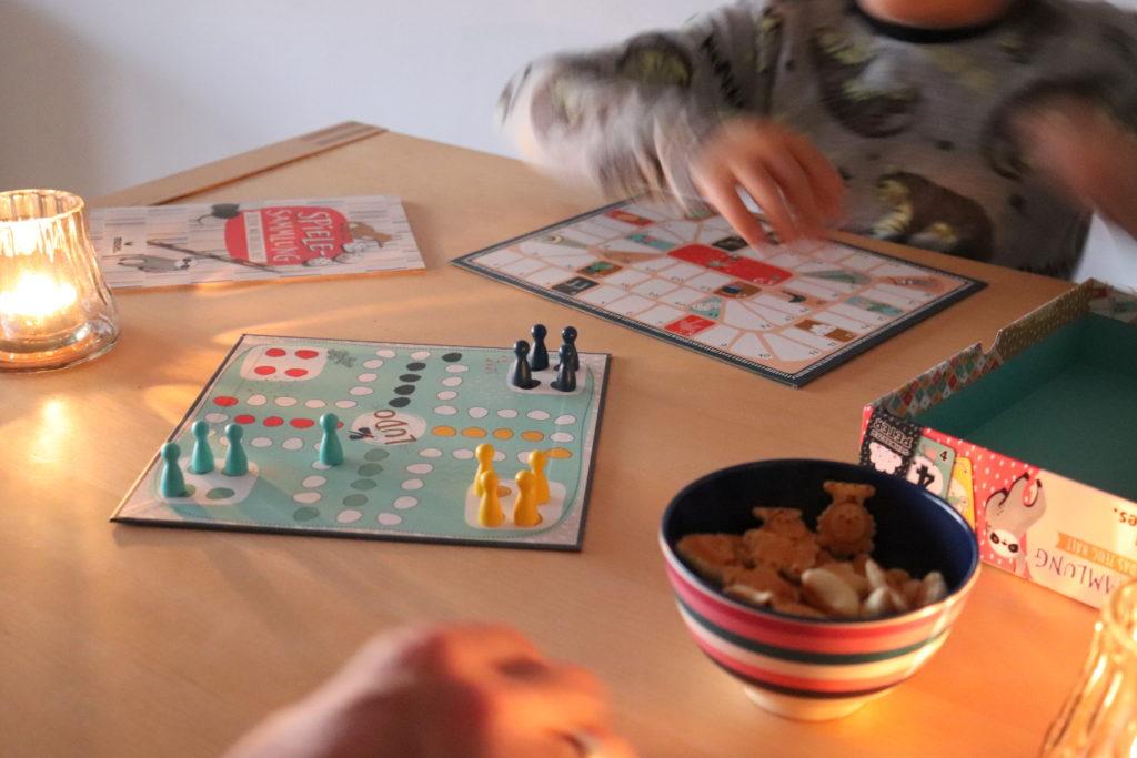 Spieleabend Spielesammlung Ludo