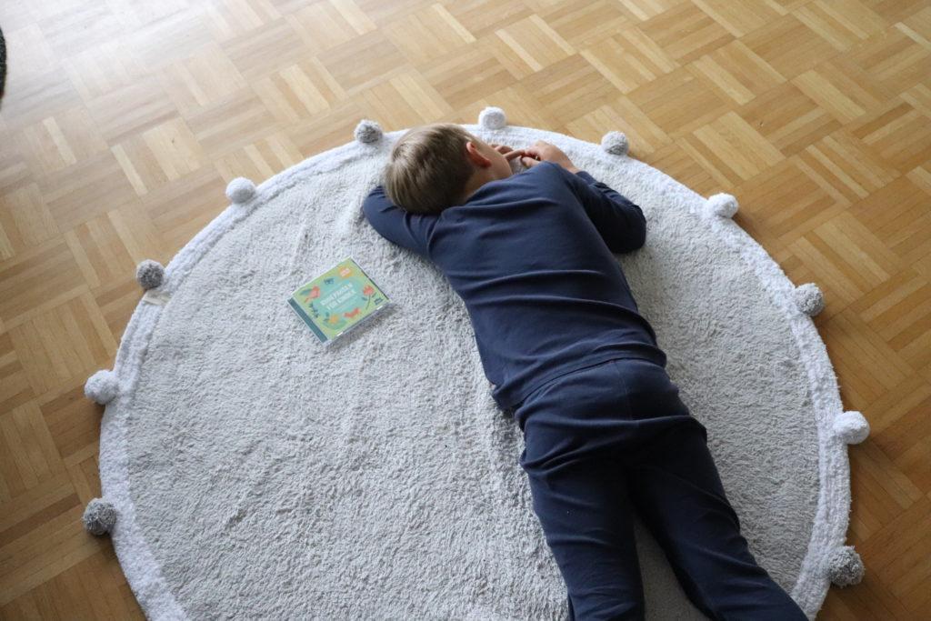 Fantasiereise Traumreise Kinder Ruhepause