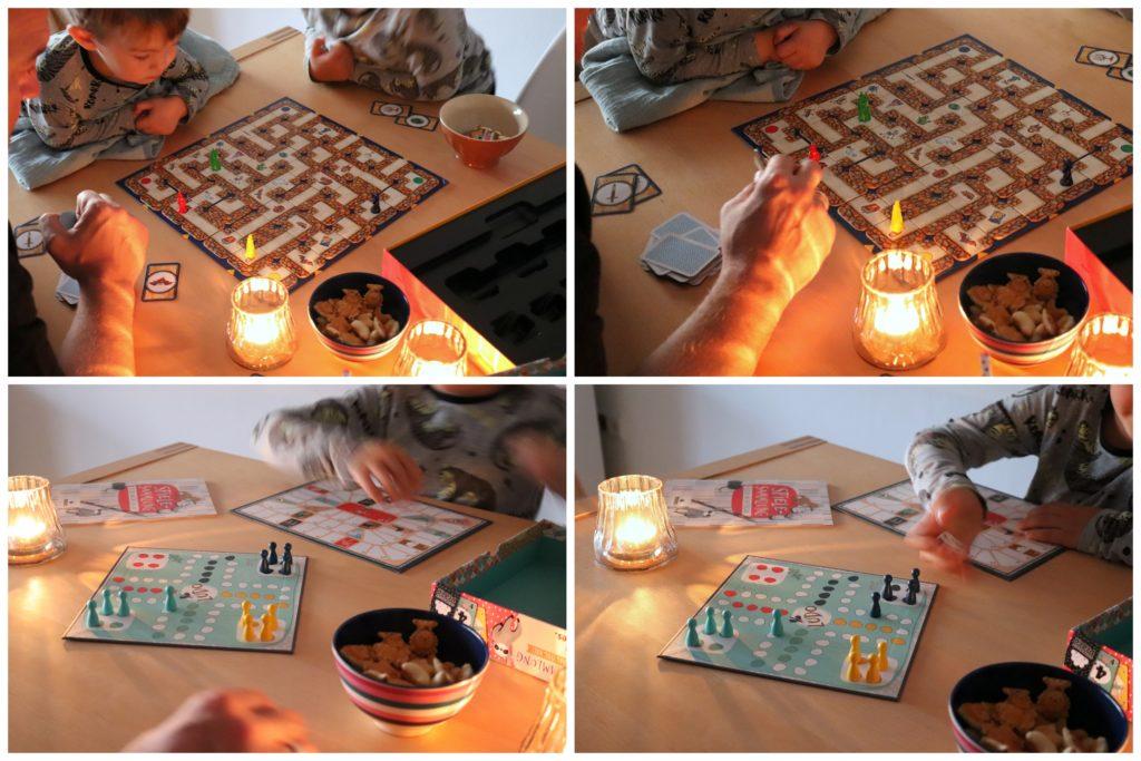 Spieleabend Labyrinth Spieltipps Familien