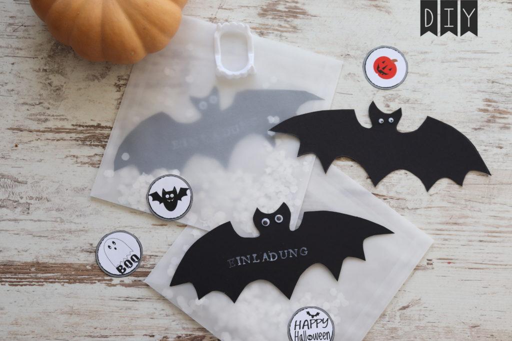 Einladungen Halloween Gruselparty
