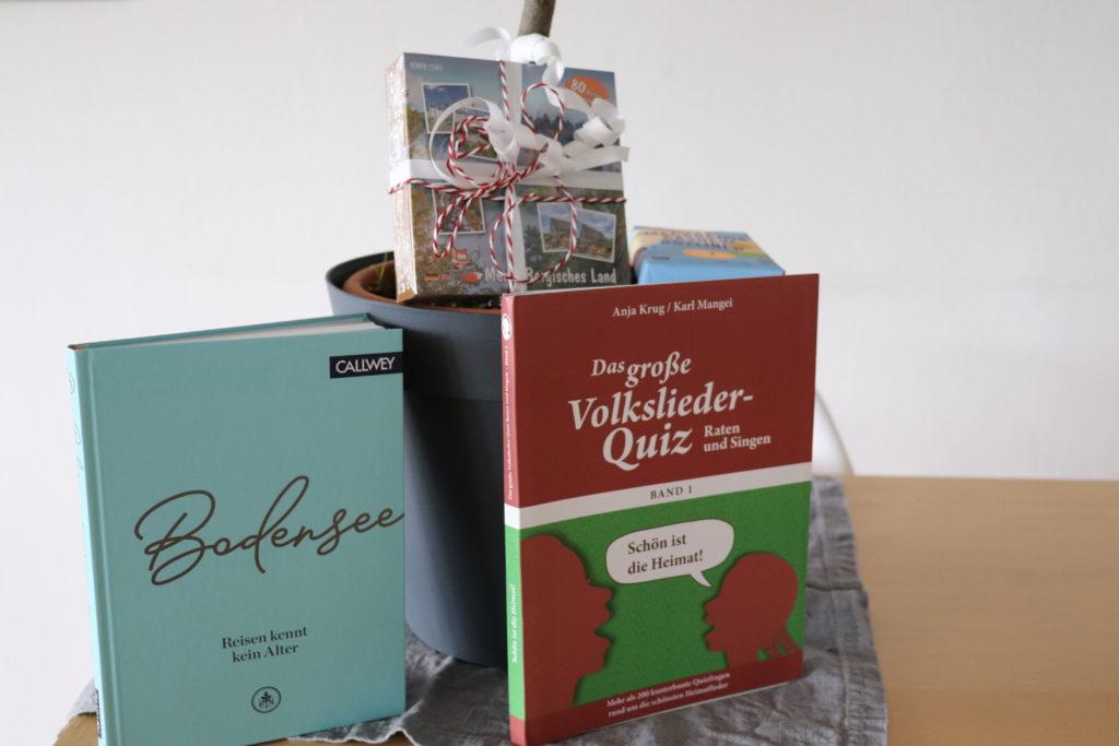 Geschenkidee Buch Rente