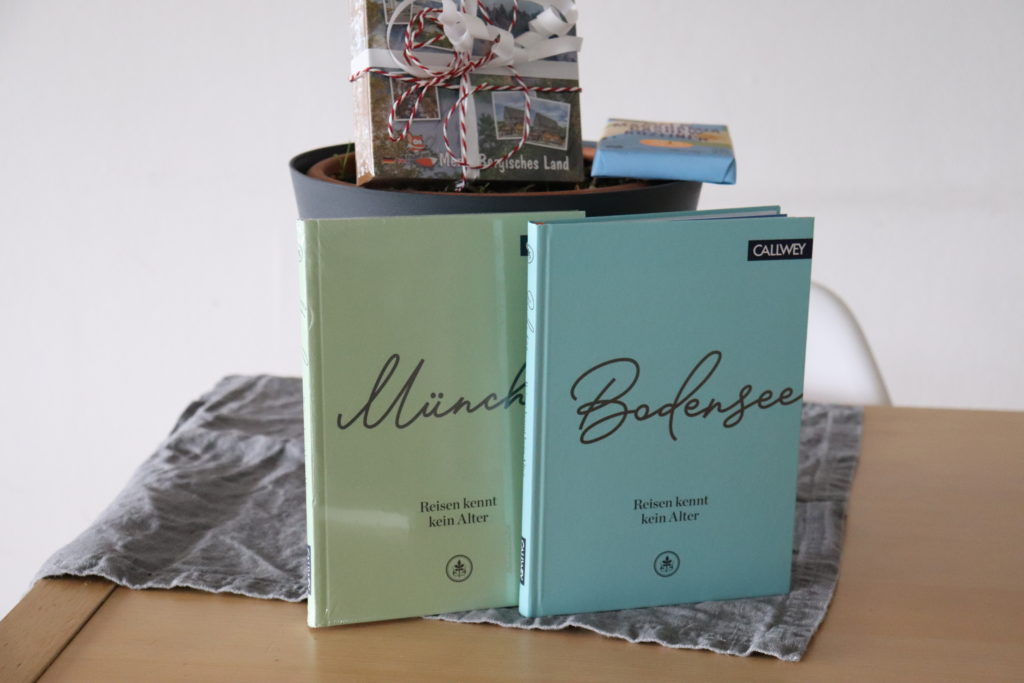 Geschenkidee Buch Rente Reisen