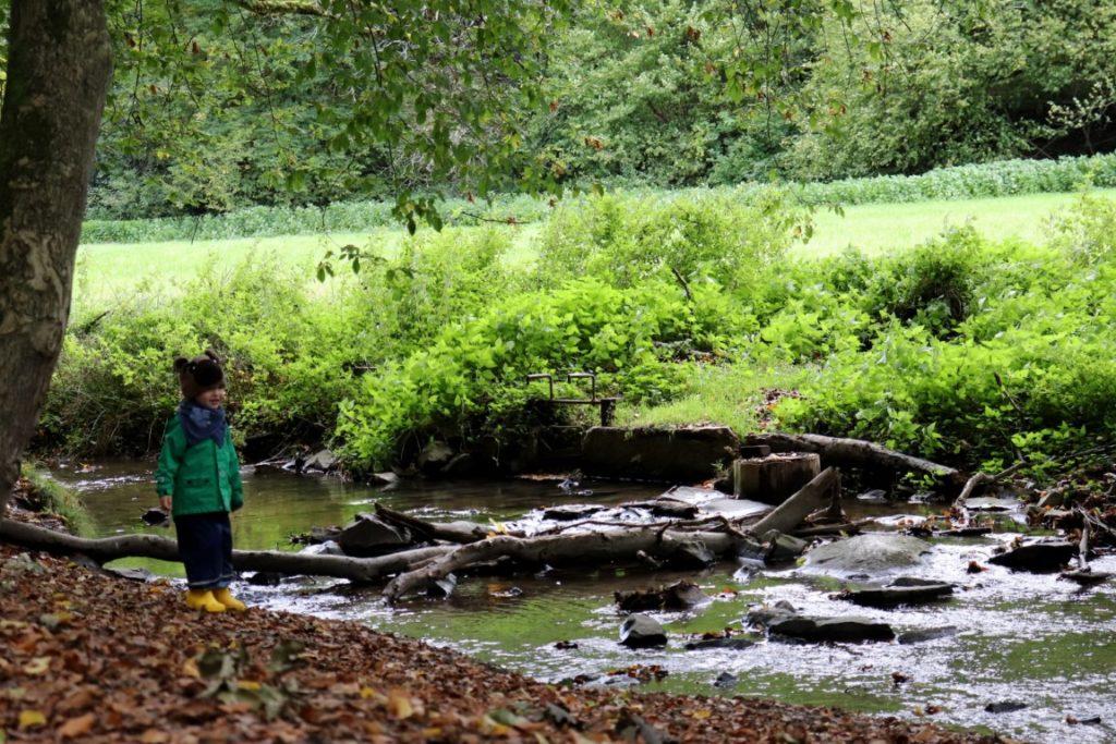 Waldspiele Kinder