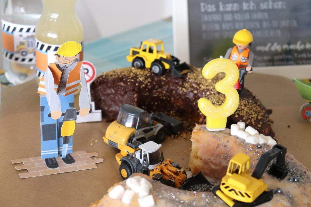 Kuchen Baustellenparty