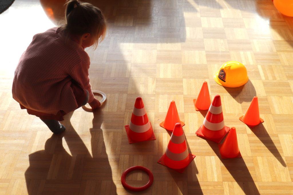 Baustellenparty Spiele Spielideen