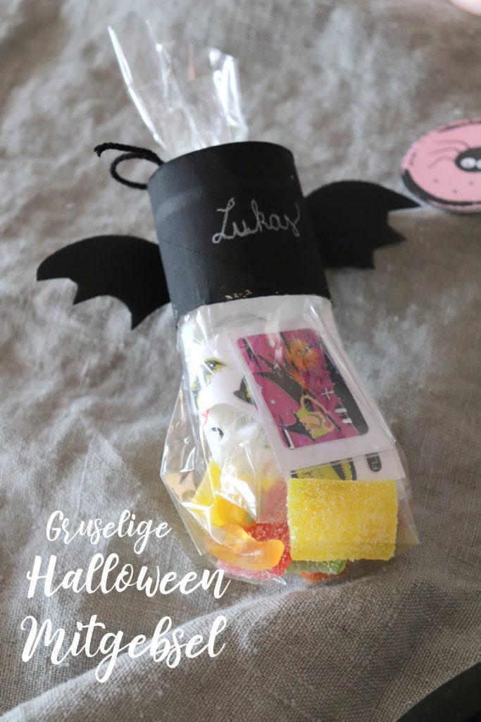 Mitgeble GEschenk Halloween