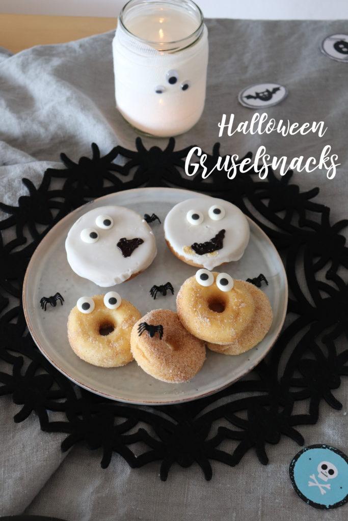 Halloween Grusel Snacks