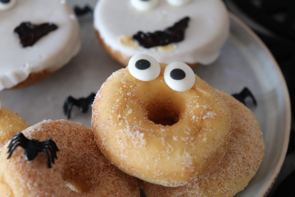 Monster Donuts Halloween