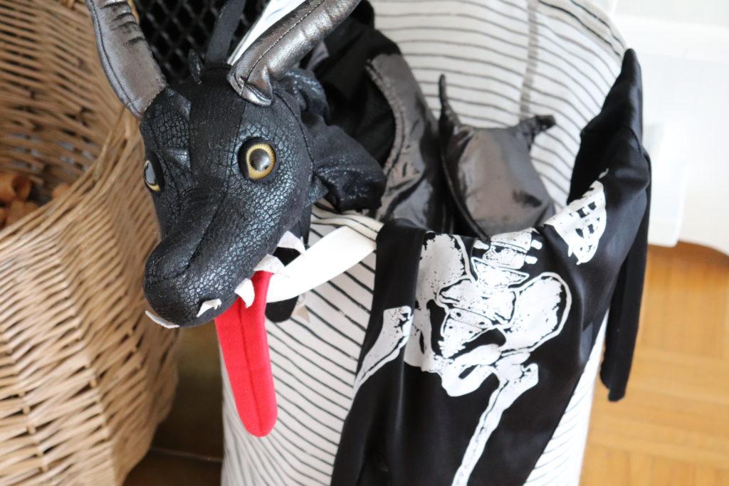 Verkleidung Halloween Werwolf