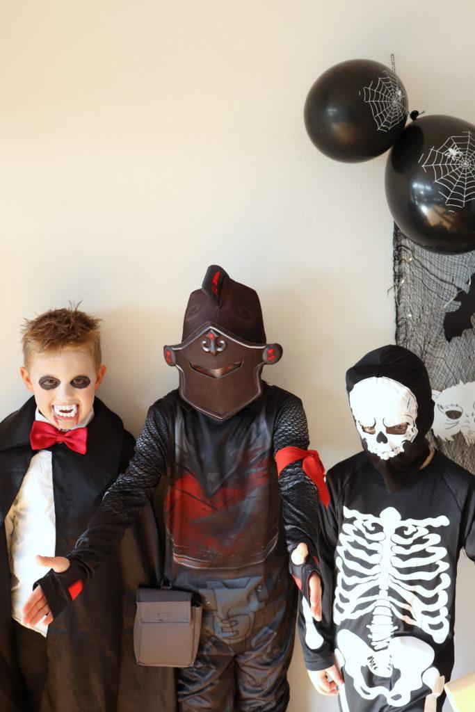Verkleidung Halloween